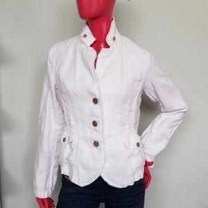 J.Crew White Jacket Blazer